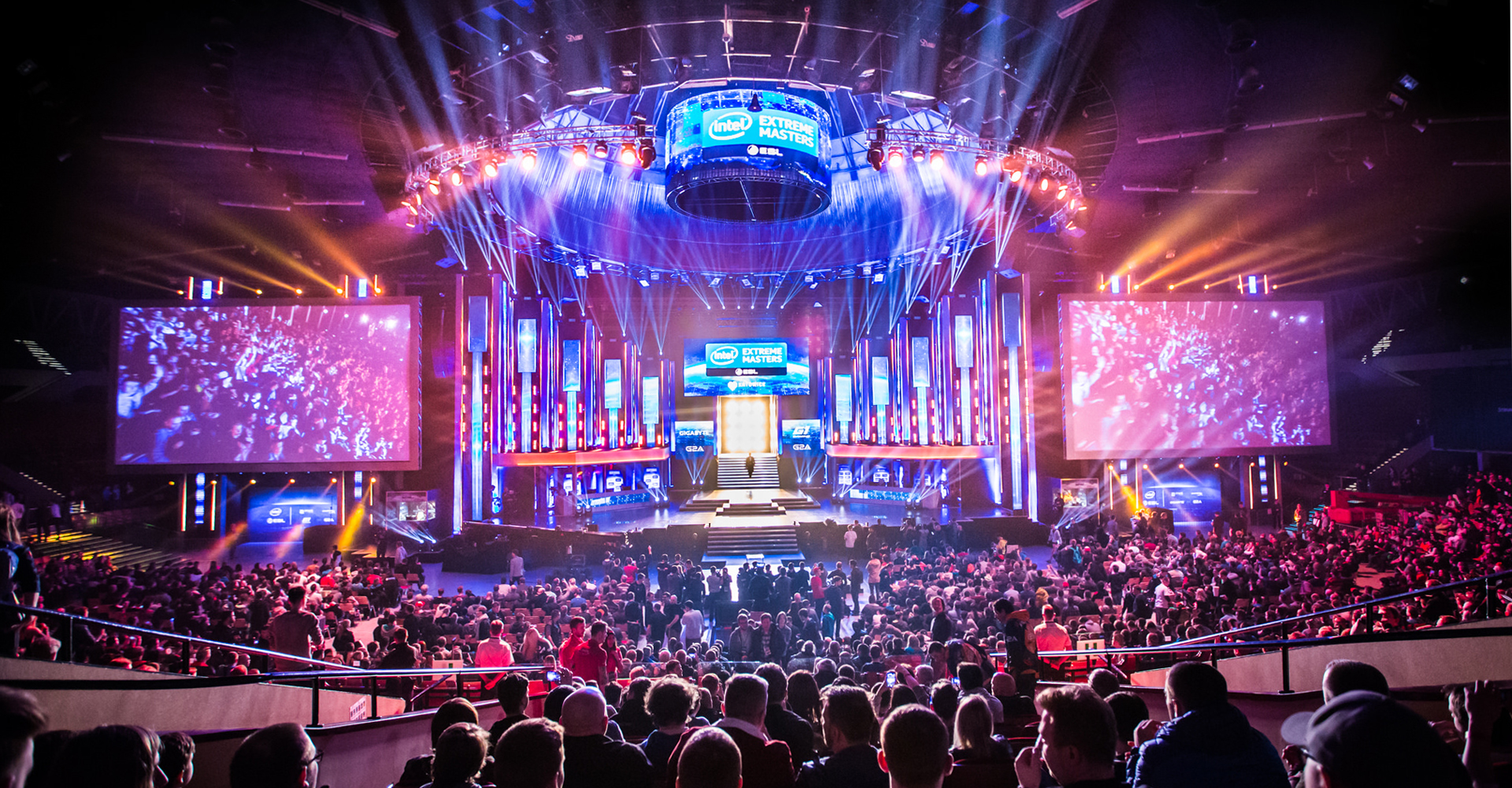 Intel<sup>®</sup> Extreme Masters 2016