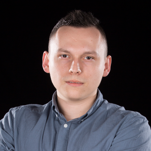 Maciej Mikusek - Project Director