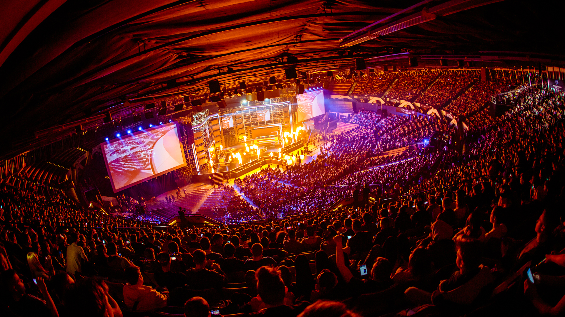 Intel<sup>®</sup> Extreme Masters 2017