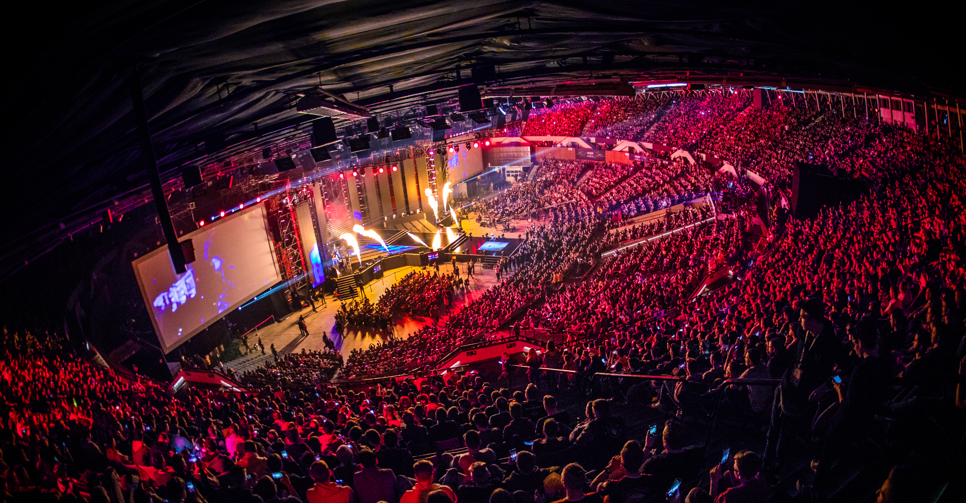 Intel<sup>®</sup> Extreme Masters 2018