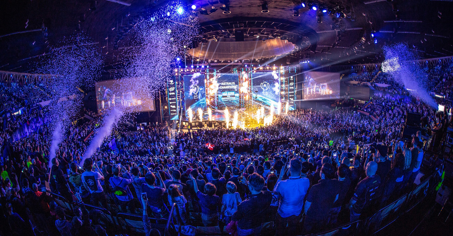 Intel<sup>®</sup> Extreme Masters 2019